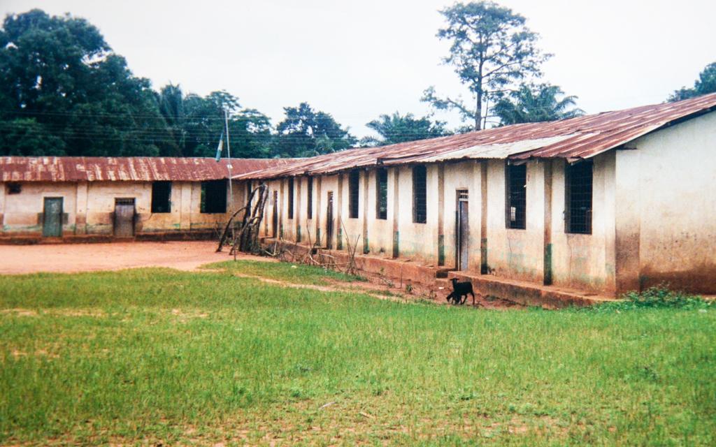 Volksschule Nimo 1996