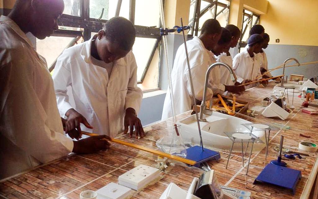 Naturwissenschaftliches Labor